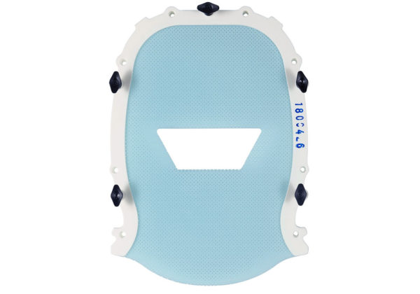 115810 SSPS mask, open face, head only