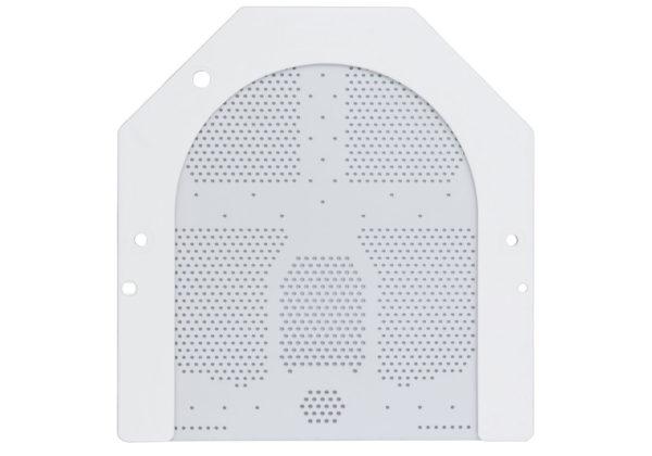 373430 or 374430 U-frame mask selective perforation
