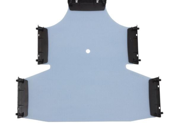 5-precut with L-Profiles thermoplastic mask