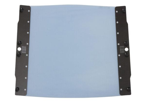 6-precut with carbon fiber profiles thermoplastic mask