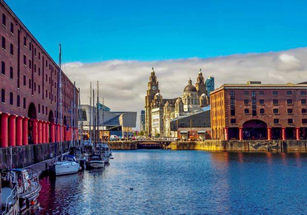 Albert Dock,Liverpool,UK.